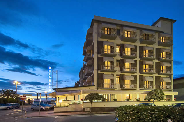 Lido Di Camaiore Hotel  Stelle Pensione Completa